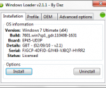 Windows Loader v2.1.2 – Activador para Windows 7